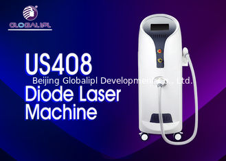 Cina Permanent Hair Removal 808nm Diode Laser Hair Removal Beauty Machine pemasok