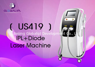 TUV Approved SHR / IPL Face Lifting Machine , IPL Laser Hair Removal Device