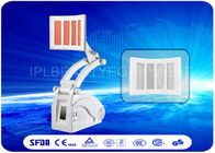 Cina Portabel LED PDT Peremajaan Kulit, Pengobatan Jerawat Led Light Therapy Equipment Profesional pabrik