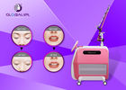 Adjustable Beam Diameter Laser Tattoo Removal Equipment For Skin Whitening / Rejuvenation