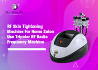 Cina Face / Neck Lifting RF Cavitation Slimming Machine, Pengurangan Berat Badan, Beauty Machine perusahaan