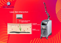 Cina Peremajaan Kulit Nd Yag Laser Tatoo Removal Machine 1064nm 532nm ISO13485 perusahaan