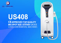Mesin Hair Removal Laser Komersial Profesional Vertikal 13 * 13mm2 / 13 * 39mm2