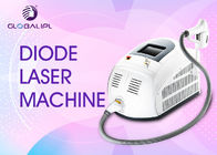 808nm Diode Laser Hair Removal Mesin Ukuran Spot Portabel 13 * 13/13 * 39mm