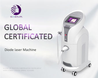 Cina High Safety Diode Laser Hair Removal Machine 5 ~ 400ms Adjustable Pulse Width pabrik